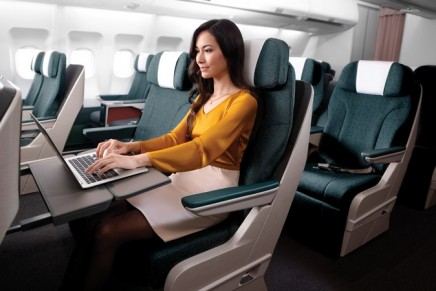 Cathay Pacific's new business class upgrades