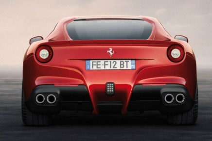 Record results for Ferrari in first half of 2012, but sales fell significantly in Italy