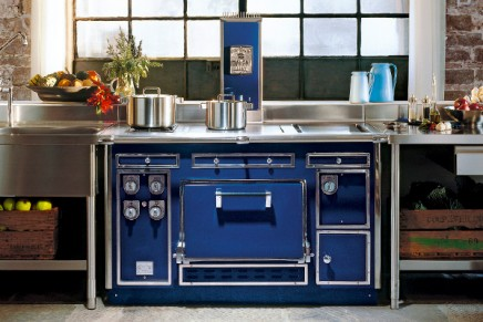 Grand Cuisine Cooking System – the ultimate bespoke range cooker