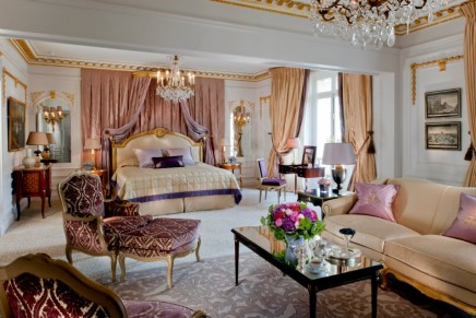 Plaza Athénée's Royal Suite – a very Parisian style of redecoration