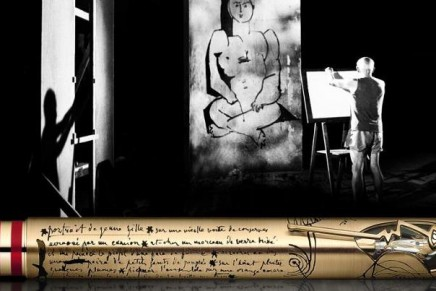 Montblanc Artisan Edition pays tribute to Pablo Picasso's genius