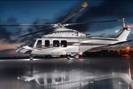 Luxury aero toy: Agusta AW139 Pininfarina Edition Interior