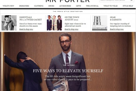 Online luxury retail proves that smaller and newer brands can shake up incumbents