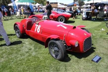 8th Annual Americana Manhasset Concours d'Elegence to showcase the world's oldest Ferrari