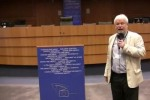A tour of the European Parliament with Frank Schwalba-Hoth, Former Member of European Parliament