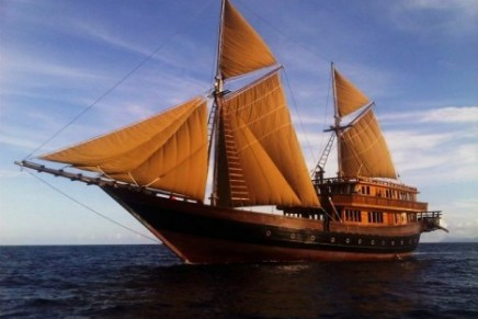 Alila Hotels to launch a luxury wooden Phinisi boat