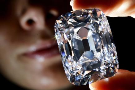 The legendary Archduke Joseph mega diamond goes under hammer