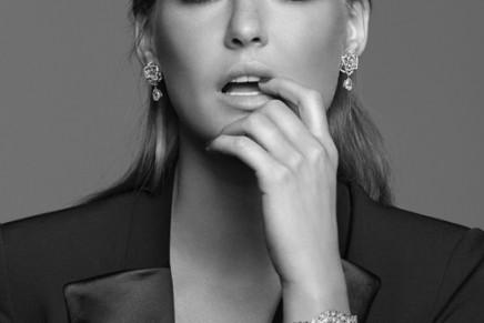 Bar Refaeli models Piaget High Jewellery watches