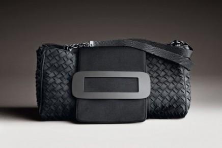 Non-leather and earth-friendly Bottega Veneta