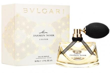 Elixir editions: Bvlgari Jasmin Noir and Bvlgari Mon Jasmin Noir