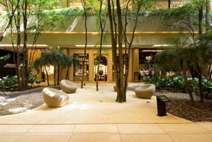 Valentino's first South America store opened in Sao Paulo