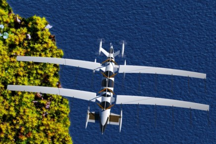Flying yachts – the aircrafts of the near future