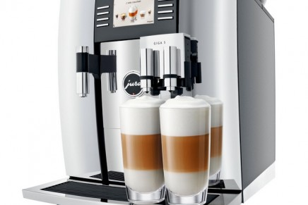Jura's GIGA 5: coffee lover's every dream