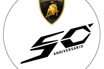 Lamborghini 50th Anniversary Grand Tour plans