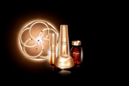 Osiao, Estee Lauder's luxury skin care line developed in Asia, for the Asian woman