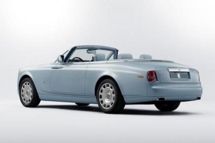 Rolls-Royce Art Deco inspired Phantom and Ghost