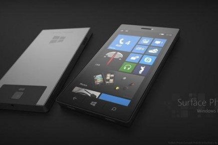 """Microsoft planning to launch a """"Surface"""" branded smartphone, rumors the market"""