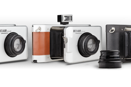 Belair X 6-12: a new dimension of Lomography