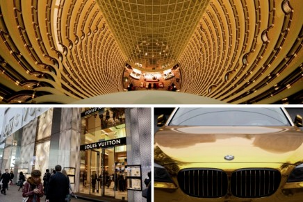 Trends in luxury consumption in China