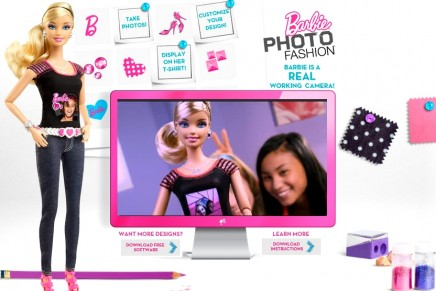 Most Wanted Toys of 2012: Barbie Photo Fashion