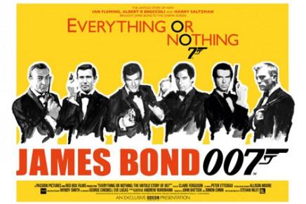 Global James Bond Day: Going inside 007 style legend