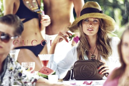 Back to summer: Gucci Resort 2013 Campaign