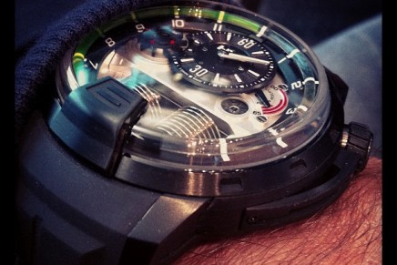 HYT's Hydro-Mechanical Watches – an encounter between Fine Watchmaking and fluid mechanics