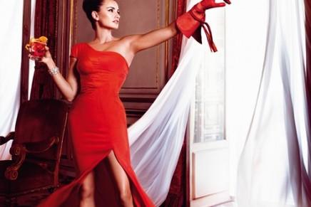 Kiss superstition Goodbye: Penelope Cruz x Campari Calendar 2013