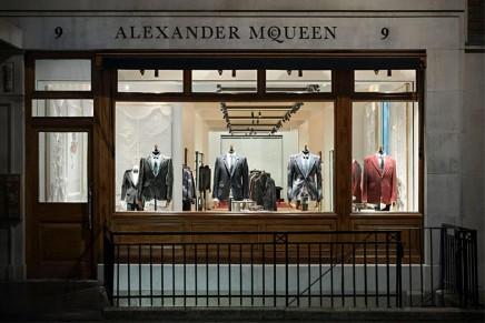 Alexander McQueen Savile Row Flagship