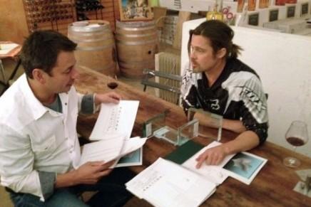 Brad Pitt x Frank Pollaro high-end furniture