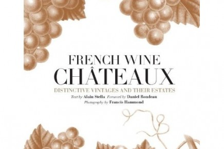 French Wine Châteaux: LVMH's wines and champagne in a coffee table book