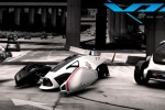 2012 LA Design Challenge: the ultimate law enforcement patrol vehicle for the year 2025