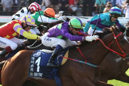 2013 Hong Kong Derby renamed by BMW