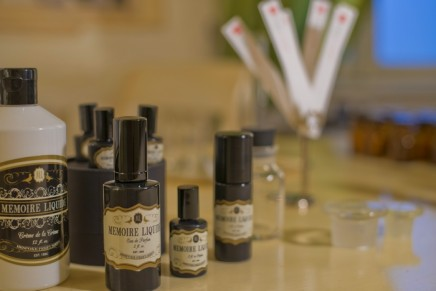 Bespoke perfumery: Hip-nose – first hip perfumery concept boutique launched in Europe