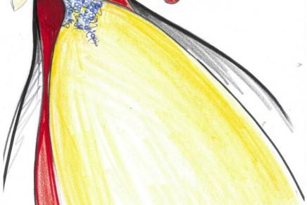 Disney Princesses reinterpretated by world leading designers