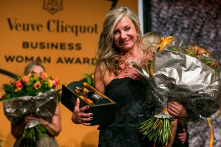Swiss edition of 14th Veuve Clicquot Business Woman's Award
