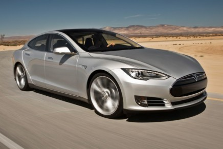 Since 1949 never a winner like this: all-electric car named 2013 Car of the Year