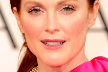 The Hours' star Julianne Moore – face of L'Oréal Paris anti-ageing products