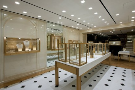 Boucheron opens Hong Kong flagship