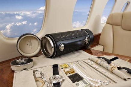 Döttling Guardian – the world's first travel-safe for jet-setters