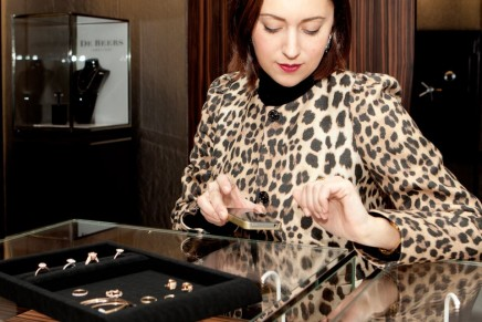 Fashion bloggers choose their De Beers dream diamond engagement rings