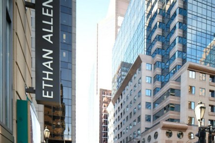 Ethan Allen design centers opened in Montreal and Brussels
