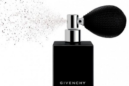 In the mood to shine: Givenchy L'Argent Celeste