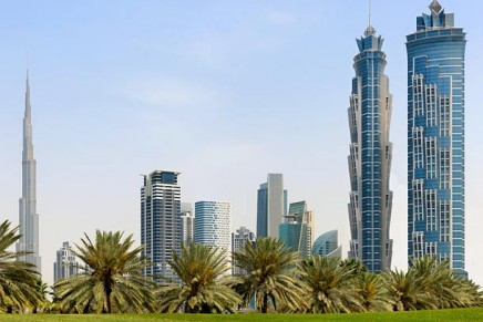 JW Marriott Marquis Hotel Dubai officially recognised as the world's tallest hotel