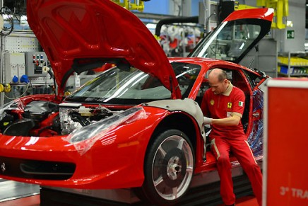 Ferrari to lure customers with green credentials