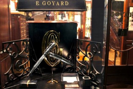 Meant to last: travelling and writing by Goyard