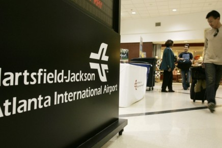Atlanta's Hartsfield-Jackson airport to loose title of busiest airport of the world