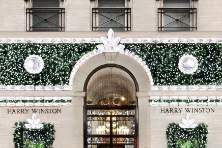 Harry Winston jewelry and watch brand acquired by Swatch Group
