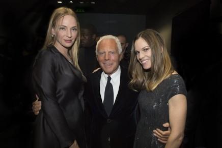 New Giorgio Armani flagship in Paris entirely dedicated to womenswear