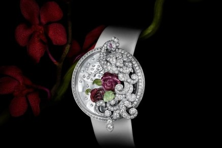 Jewelry watches that can play any role: Les Heures Fabuleuses de Cartier